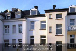 Immobilienbewertung im Nürnberger Stadtbezirk Südöstliche Außenstadt
