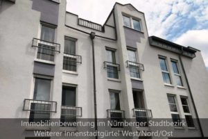 Immobiliengutachter Weiterer Innenstadtgürtel West/Nord/Ost