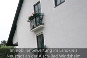Immobiliengutachter Landkreis Neustadt an der Aisch-Bad Windsheim
