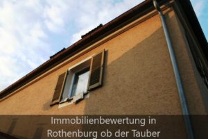 Immobiliengutachter Rothenburg ob der Tauber