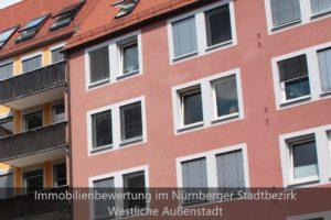 Immobiliengutachter Nürnberger Stadtbezirk Westliche Außenstadt