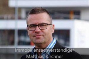 Immobiliensachverständiger Matthias Kirchner