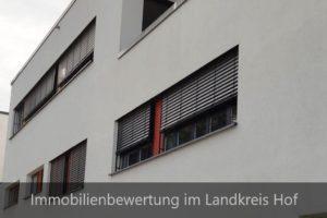 Immobiliengutachter Landkreis Hof