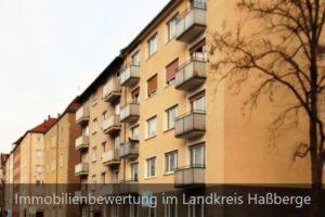 Immobiliengutachter Landkreis Haßberge