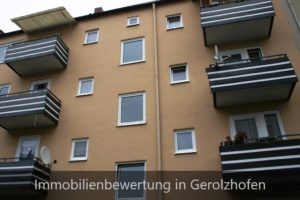 Immobiliengutachter Gerolzhofen